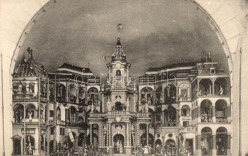 Salzburg, Hellbrunn, Mechanische Theater