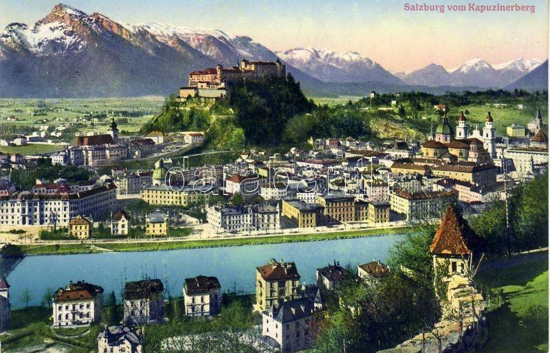 Salzburg, castle