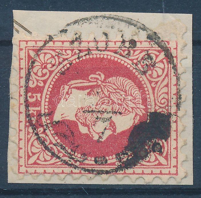 """Austria-Hungary classic postmark """"SZOBB"""" """"SZOBB"""""""