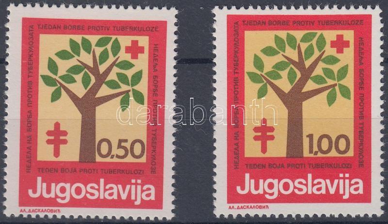Compulsory surtax stamp: Red Cross set, Kényszerfelárbélyegek: vöröskereszt sor