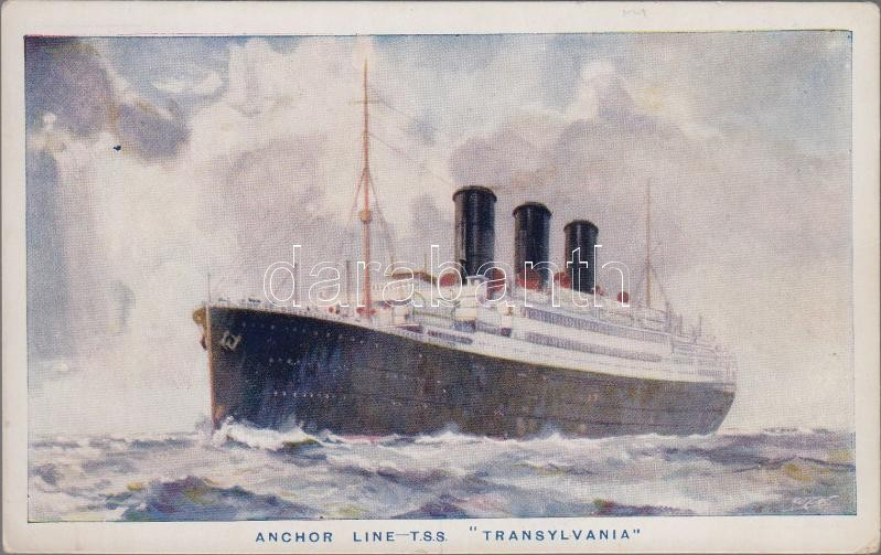 Anchor Line-T.S.S.