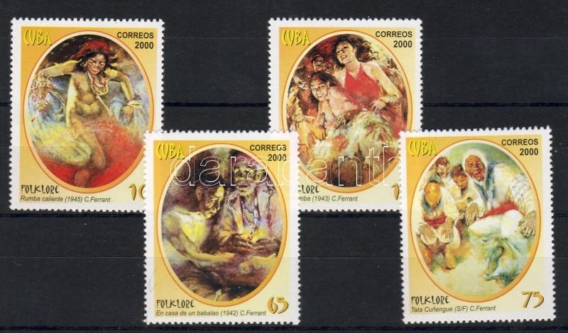 Traditional costume paintings, Népviselet-festmények