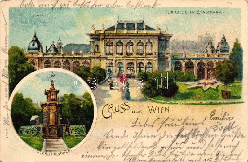 Почтовые открытки австрии, год
