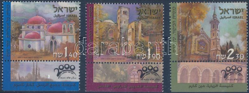 Zarándoklat a Szent Földön tabos sor Pilgrimage to the Holy Land set with tab