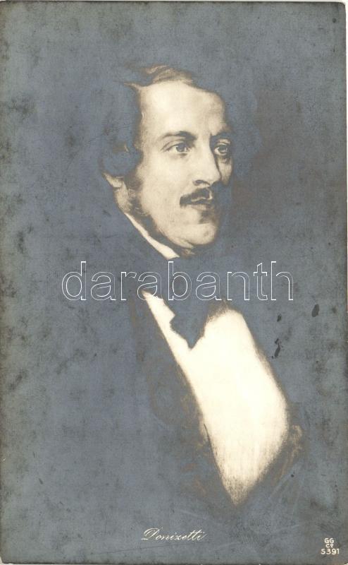 Donizetti, Donizetti