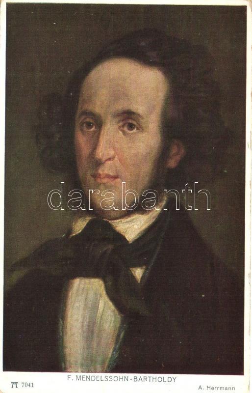 Felix Mendelssohn-Bartholdy, Felix Mendelssohn-Bartholdy