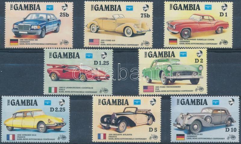 AMERIPEX stamp exhibition set, AMERIPEX bélyegkiállítás sor