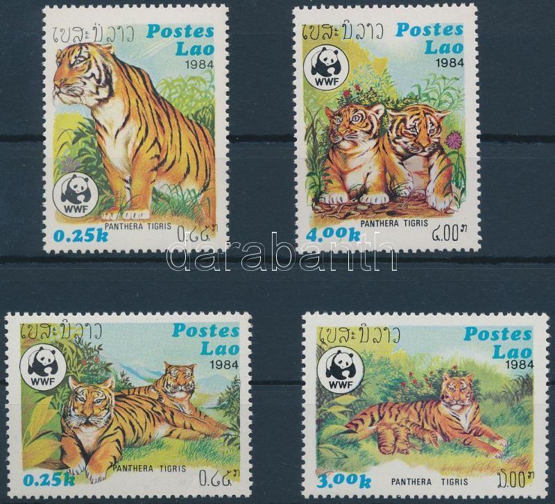 WWF Tiger set, WWF Tigris sor