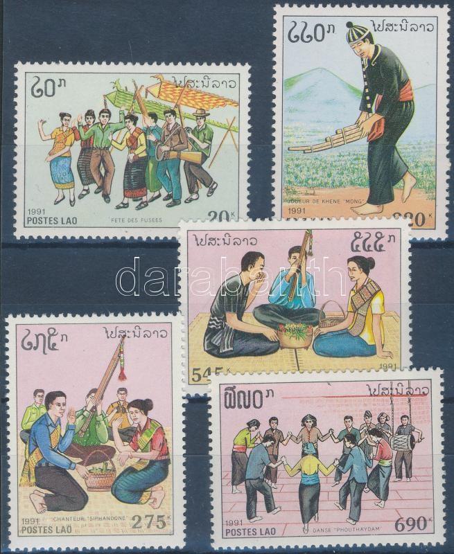 Traditional celebrations set, Hagyományos ünnepek sor
