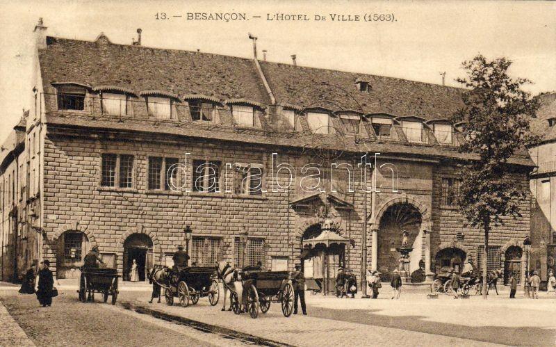 Besancon, Hotel de Ville