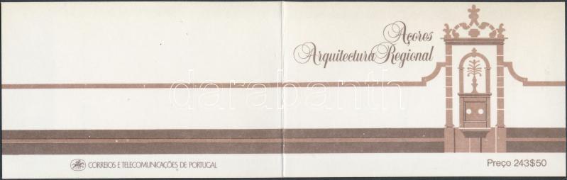 Fountains stamp-booklet, Kutak bélyegfüzet