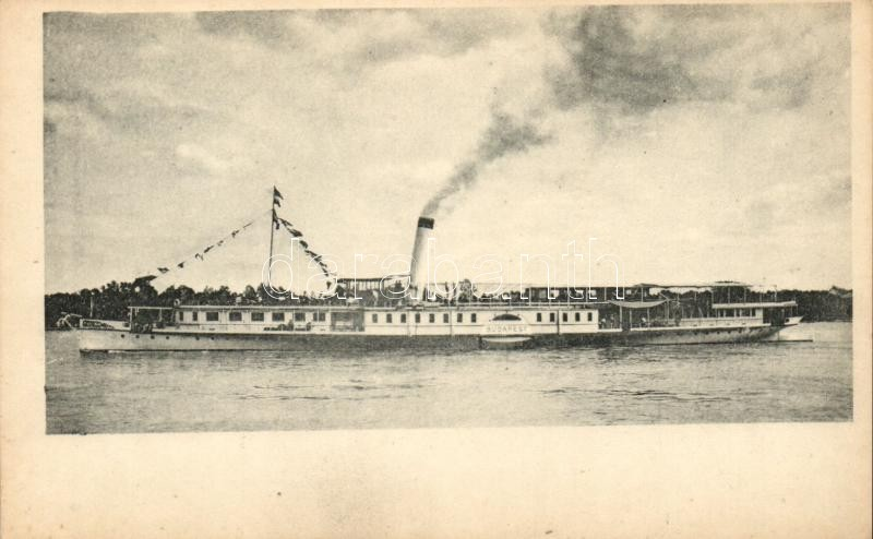 SS Budapest, SS Budapest gőzhajó