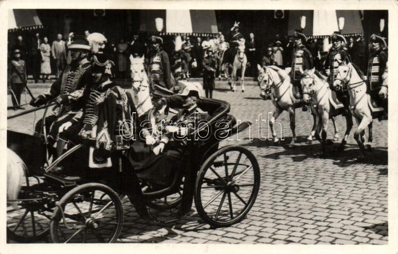 Lot 23527 - postcards topics - emperors - politicians - royal families -  Darabanth Co Ltd International Philatelic & Numismatic Auction #22
