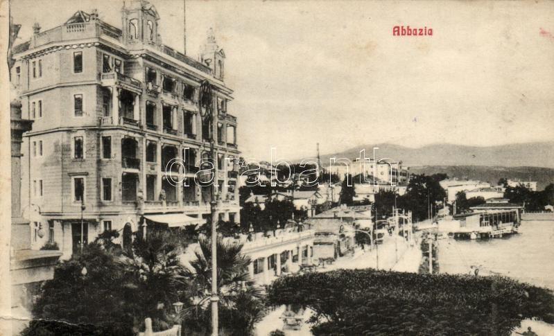Abbazia, Abbázia