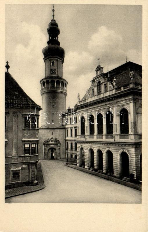 Sopron, Várostorony, Hűség kapu