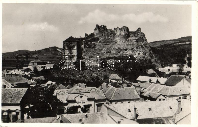 Filakovo, castle, Fülek, vár