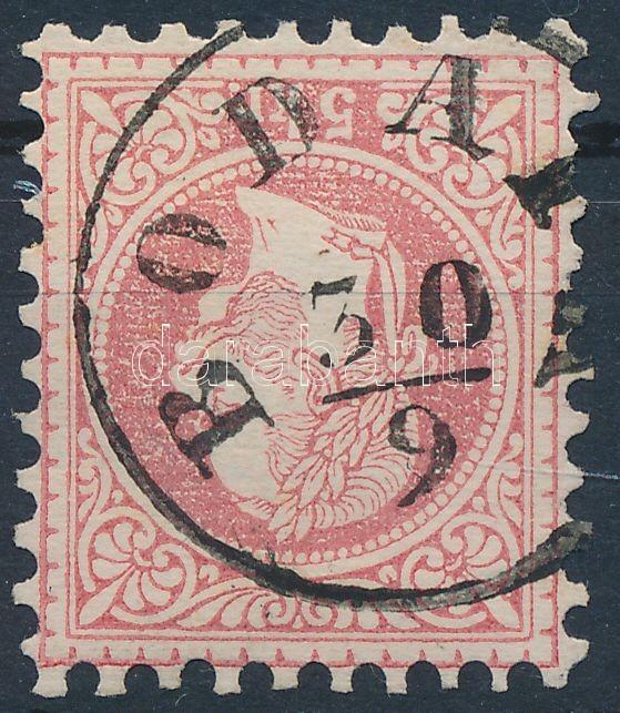 """BODA(IK)"" Austria-Hungary classic postmark ""BODA(IK)"""