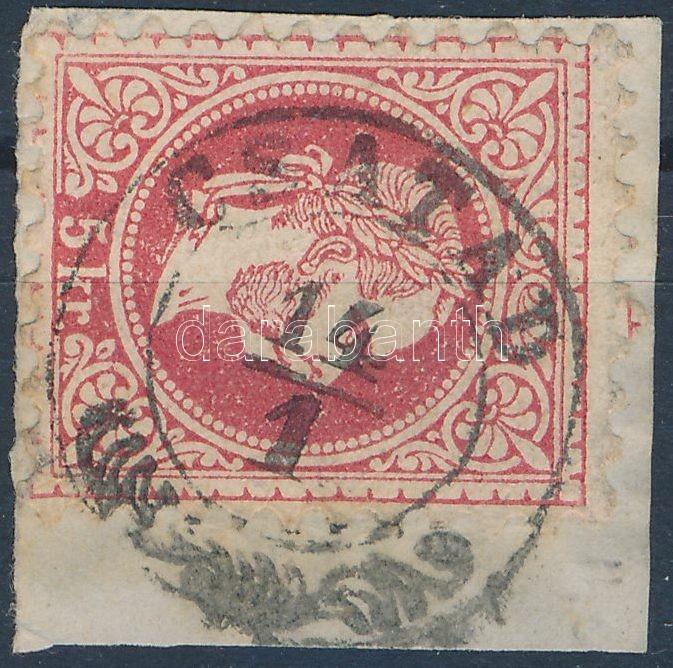 """Austria-Hungary-Romania classic postmark """"CSATÁD"""" """"CSATÁD"""""""