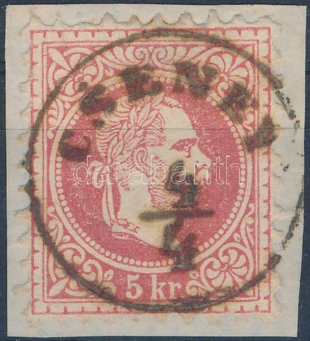 "Austria-Hungary-Romania classic postmark ""CSENEY"" ""CSENEY"""