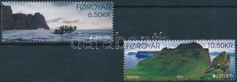 Europa CEPT: Visit the Faroe Islands set Europa CEPT: Látogasson a Feröer-szigetekre sor