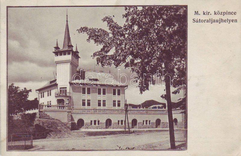 Sátoraljaújhely, Magyar királyi közpince