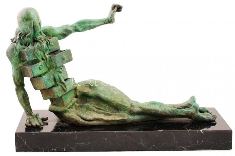 Salvador Dali után Ruchos: Anthropomorphic Cabinet. Nagy szériás ...