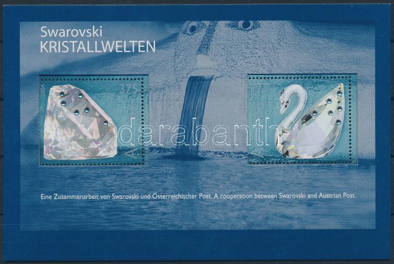Swarovski crystal block Swarovski kristály blokk