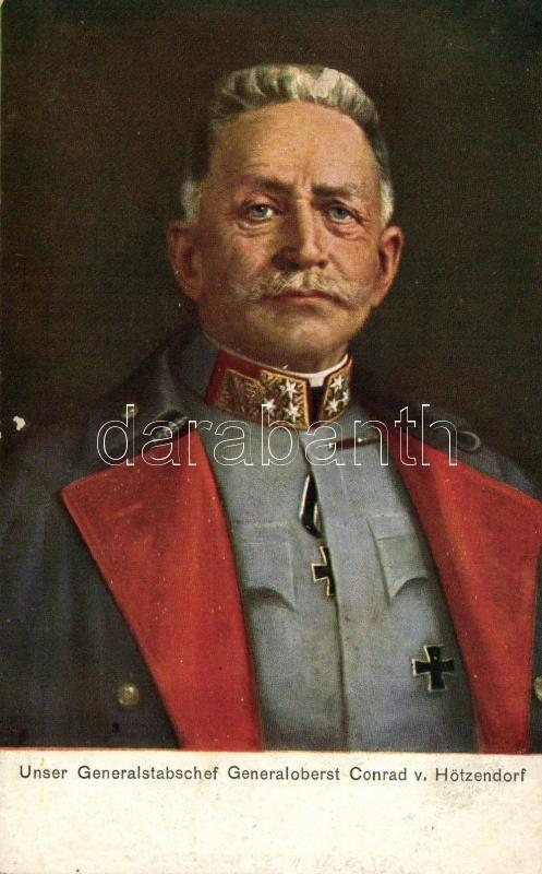 Conrad von Hötzendorf, Conrad von Hötzendorf