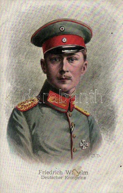 Kronprinz Wilhelm, Vilmos porosz királyi herceg