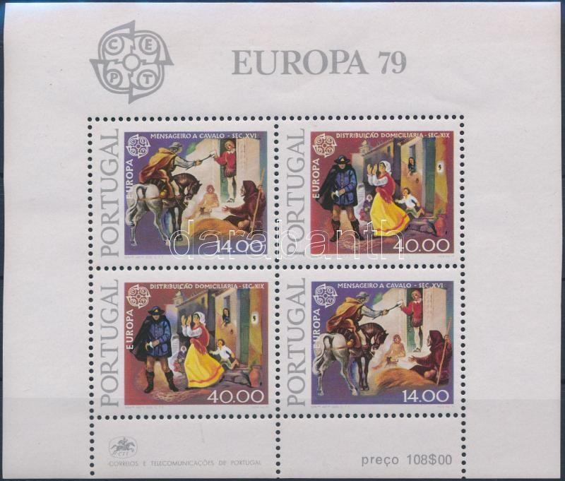 Europa CEPT Post and telecommunications block, Europa CEPT posta és távközlés blokk