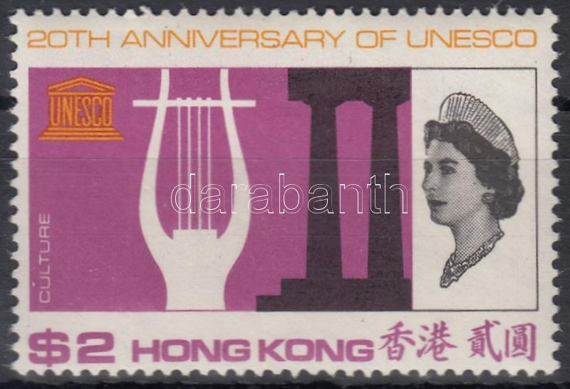 20th anniversary of UNESCO, 20 éves az UNESCO