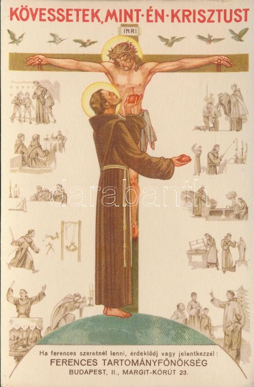 Hungarian Franciscan order recruitment,