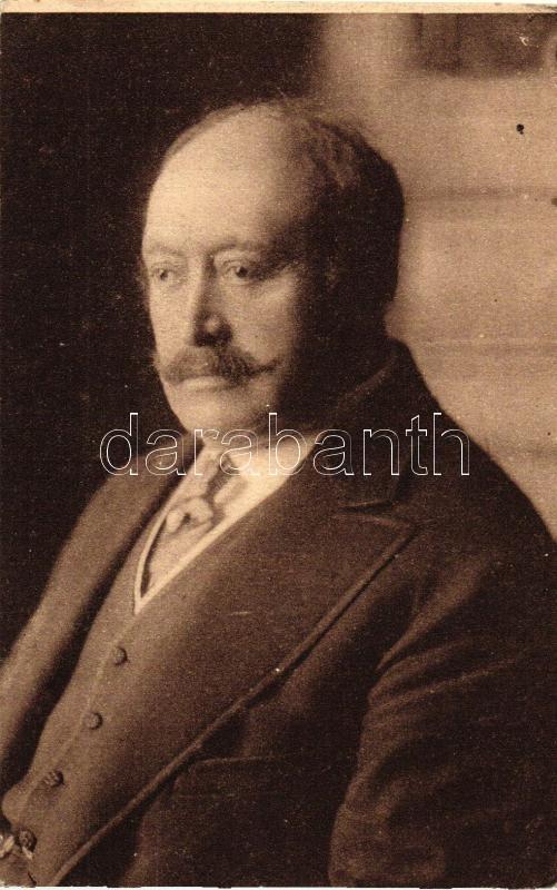 Portrait of Ferenc Kossuth, Portré Kossuth Ferencről