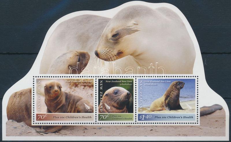 Fóka blokk, Seal block