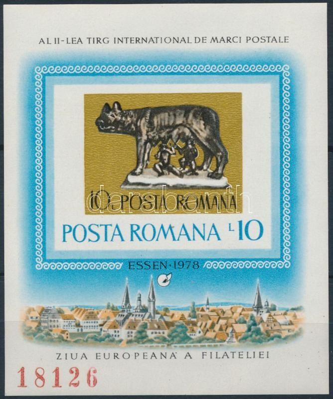 International Stamp Fair block, Nemzetközi bélyegvásár blokk
