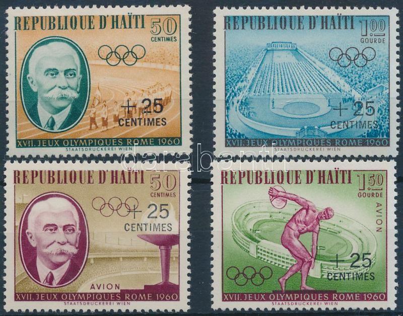 Summer Olympics,Rome (II) set, Nyári Olimpia, Róma (II.) sor
