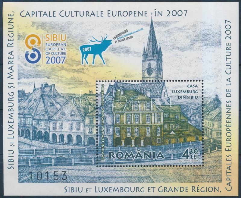 Luxembourg European Capital of Culture block, Európa kulturális fővárosa Luxemburg blokk