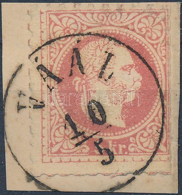 """Austria-Hungary classic postmark """"VÁÁL"""" """"VÁÁL"""""""
