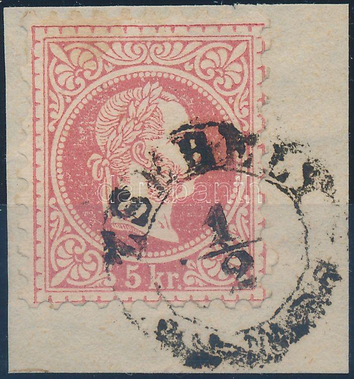 """Austria-Hungary-Romania classic postmark """"ZS(E)BELY"""" """"ZS(E)BELY"""""""