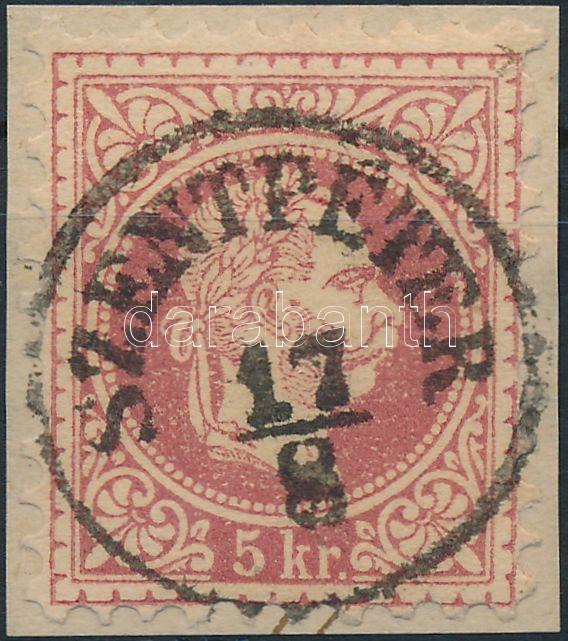 """""""SZENTPÉTER"""" Austria-Hungary classic postmark """"SZENTPÉTER"""""""