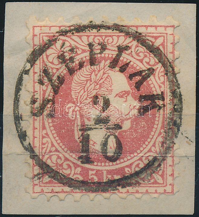 """Austria-Hungary-Romania classic postmark """"SZÉPLAK"""" """"SZÉPLAK"""""""
