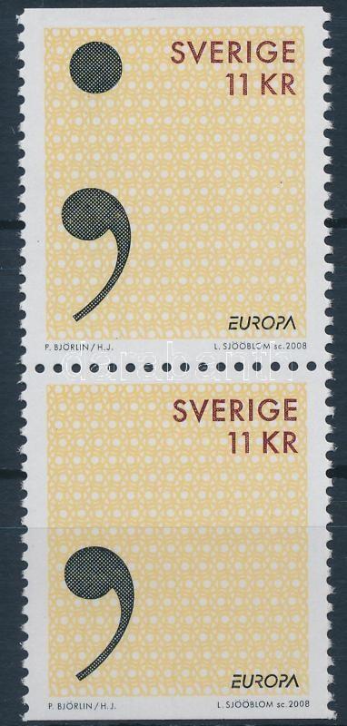 Europa CEPT: Correspondence pair, Europa CEPT: Levelezés pár
