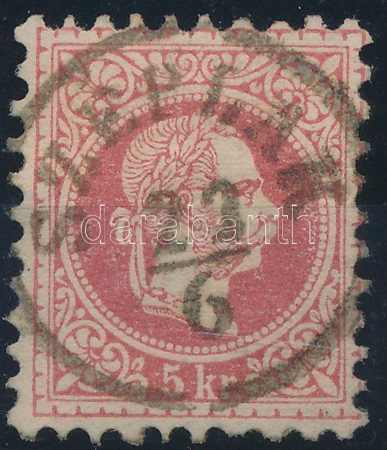 """""""SZÉPLAK"""" Austria-Hungary-Romania classic postmark """"SZÉPLAK"""""""
