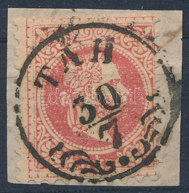 "Austria-Hungary classic postmark ""TAB"" ""TAB"""