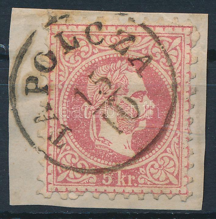 """Austria-Hungary classic postmark """"TAPOLCZA"""" """"TAPOLCZA"""""""