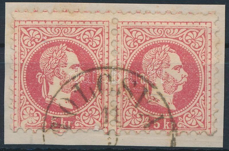 "Austria-Hungary classic postmark ""TOLCSVA"" ""TOLCSVA"""