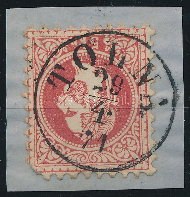"Austria-Hungary classic postmark ""TOLNA"" ""TOLNA"""