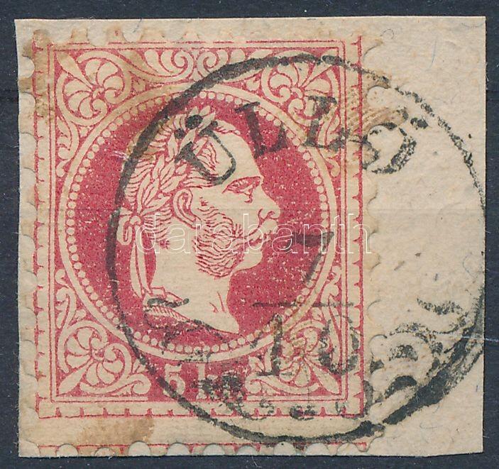 "Austria-Hungary classic postmark ""ÜLLŐ"" ""ÜLLŐ"""