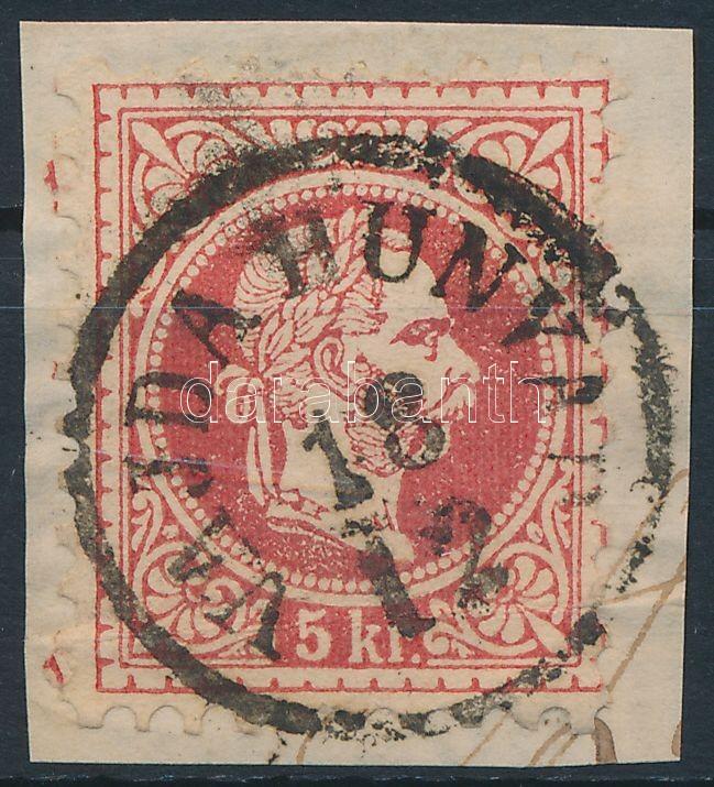"Austria-Hungary-Romania classic postmark ""VAJDA HUNYAD"" ""VAJDA HUNYAD"""