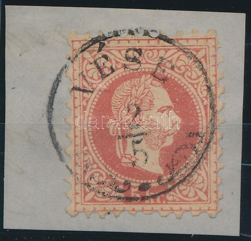 "Austria-Hungary classic postmark ""VÉSE"" ""VÉSE"""